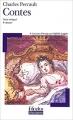 Couverture Contes Editions Folio  (Plus classiques) 2003