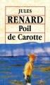 Couverture Poil de carotte Editions Grands textes classiques 1914