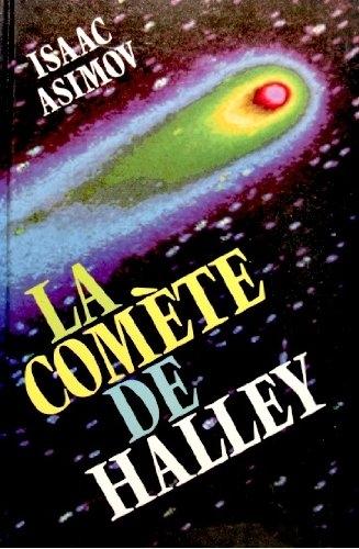 Couverture Le guide de la comète de Halley