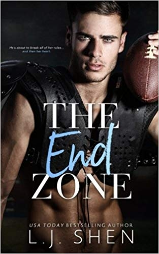 Couverture The End zone