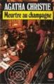Couverture Meurtre au champagne Editions Le Livre de Poche 1984