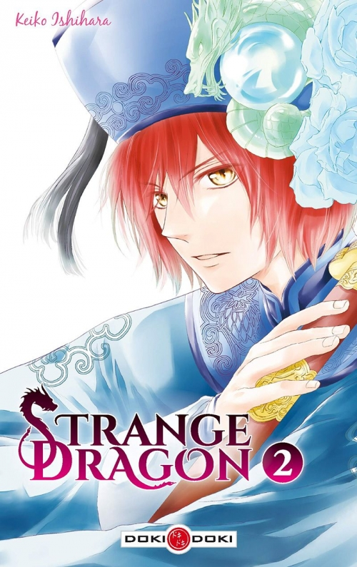 Couverture Strange Dragon, tome 2