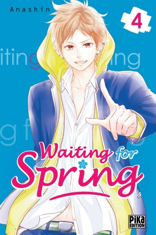 Couverture Waiting for spring, tome 4
