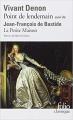 Couverture Point de lendemain suivi de La Petite Maison Editions Folio  (Classique) 1995