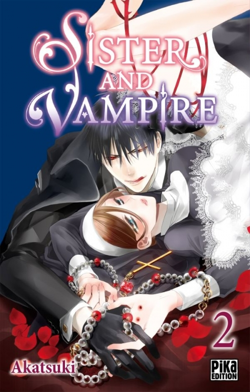 Couverture Sister and vampire, tome 2