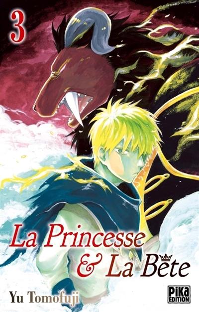 Couverture La princesse et la bête, tome 3
