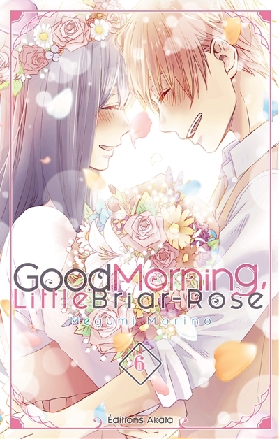 Couverture Good morning little briar-rose, tome 6