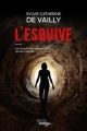 Couverture L'Esquive - Une enquête de l'inspecteur Jeanne Laberge Editions Recto-Verso 2018