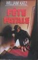 Couverture Fête fatale Editions France Loisirs 1986