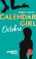 Couverture Calendar girl, tome 10 : Octobre Editions Le Livre de Poche 2018