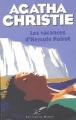 Couverture Les vacances d'Hercule Poirot Editions Le Masque 2002