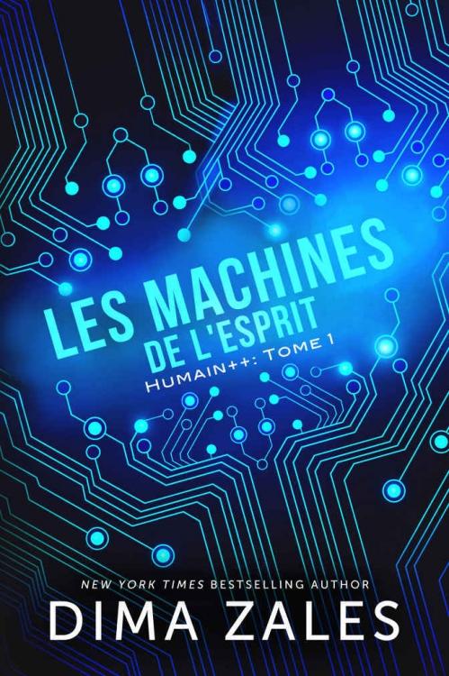 Couverture Humain++, tome 1 : Les machines de l'esprit