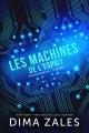 Couverture Humain++, tome 1 : Les machines de l'esprit Editions Mozaika 2017