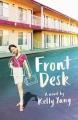 Couverture Front Desk Editions Walker Books 2018