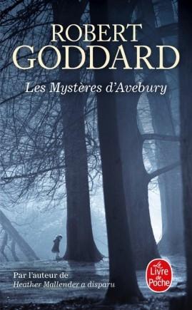 Couverture Les mystères d'Avebury