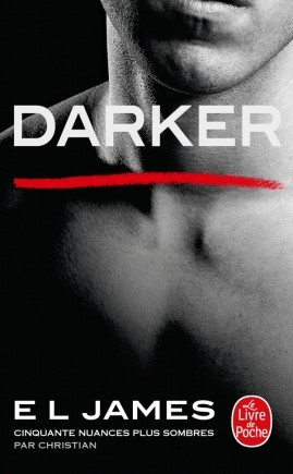Couverture Cinquante nuances de Grey, tome 5 : Darker