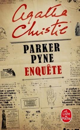 Couverture Mr Parker Pyne /  Parker Pyne enquête
