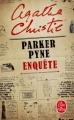 Couverture Mr Parker Pyne /  Parker Pyne enquête Editions Le Livre de Poche 2018