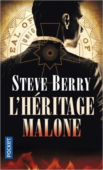 Couverture Cotton Malone, tome 12 : L'héritage Malone