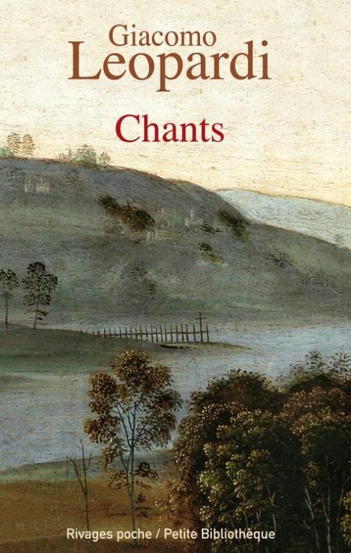 Couverture Chants / Canti