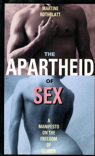 Couverture L'Apartheid des sexes : manifeste pour la liberté de genre