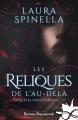 Couverture Enquêtes surnaturelles, tome 1 : Les reliques de l'au-delà Editions Infinity (Romance paranormale) 2018