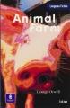 Couverture La ferme des animaux Editions Longman 1996