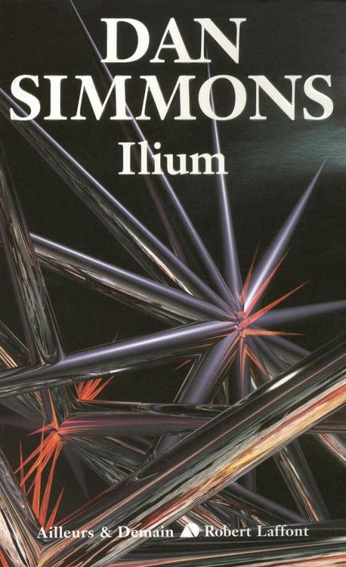 Couverture Ilium, tome 1