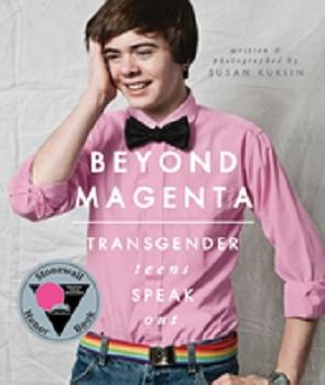Couverture Beyond Magenta : Transgender Teens Speak Out