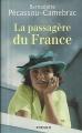 Couverture La passagère du France Editions France Loisirs 2009