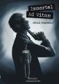 Couverture Immortel Ad Vitam Editions Noir d'absinthe 2018