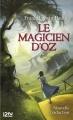 Couverture Le magicien d'Oz Editions 12-21 2015