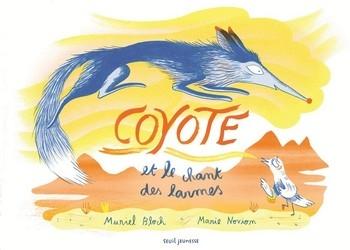Couverture Coyote et le chant des larmes