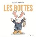 Couverture Les bottes Editions Seuil (Albums jeunesse) 2018