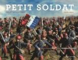 Couverture Petit soldat Editions Seuil (Albums jeunesse) 2018