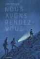 Couverture Nous avons rendez-vous Editions Seuil (Albums jeunesse) 2018