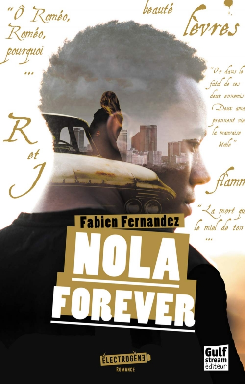 Couverture Nola Forever