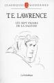 Couverture Les Sept Piliers de la Sagesse Editions Le Livre de Poche (La pochothèque) 1995