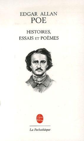 Couverture Histoires, essais et poèmes