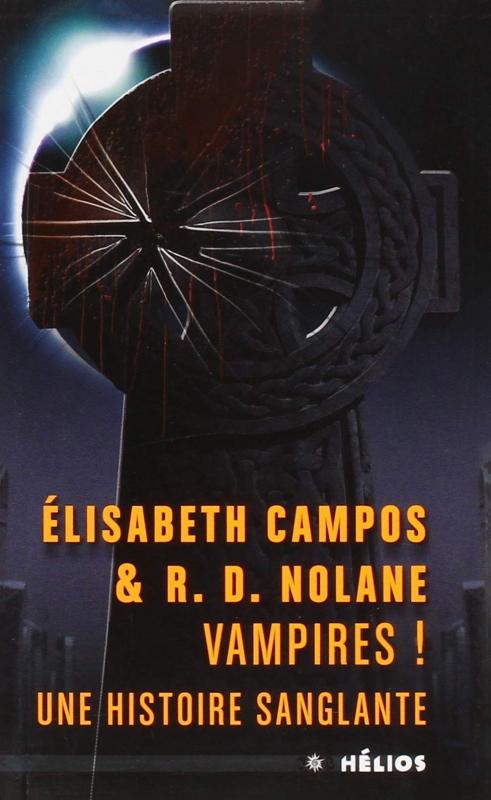 Couverture Vampires ! Une Histoire sanglante