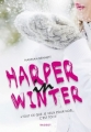Couverture Harper in winter Editions Rageot 2018