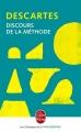 Couverture Discours de la méthode / Le discours de la méthode Editions Le Livre de Poche (Les Classiques de la Philosophie) 2000