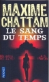 Couverture Le Sang du temps Editions Pocket (Thriller) 2012
