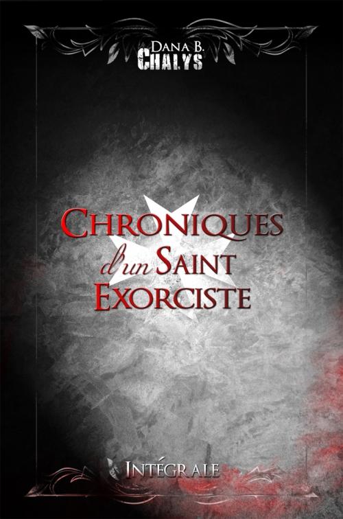 Couverture Chroniques d'un Saint Exorciste, Intégrale