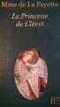 Couverture La Princesse de Clèves suivi de La Princesse de Montpensier Editions Hachette 1983