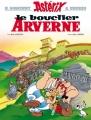 Couverture Astérix, tome 11 : Le bouclier Arverne Editions Hachette 2004