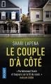 Couverture Le couple d'à côté Editions Pocket 2018