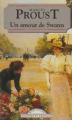 Couverture Un amour de Swann Editions Booking International (Classiques français) 1994