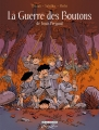 Couverture La guerre des boutons (BD) Editions Delcourt (Ex-libris) 2011