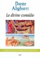 Couverture La divine comédie, intégrale Editions Cerf 1987